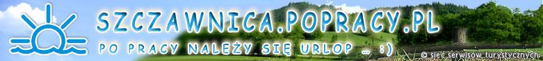Szczawnica - noclegi, hotele, plan miasta i atrakcje